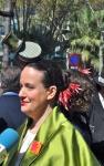 Passejada 2013: Cristina de Prada, que junto a Nina Pawlowski organizan el Paseo