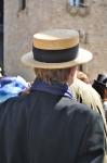 Passejada 2013: elegante sombrero canotier