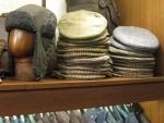 Barbour pasamontañas y viseras tweed