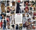 bill cunningham hats