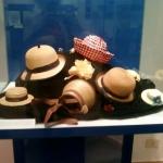 Capota Blanca del Piñal en el Museo de la Paglia en Signa, Florencia
