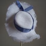Sombrerito canotier