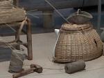 Utiles de cestería