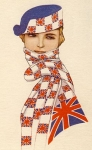 british-hat-and-scarf