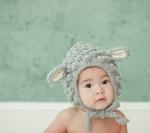 Little Lamb Hat from sweetpeatoadtots