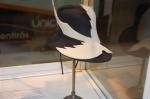 Sombrero de Cristina de Prada, Barcelona