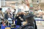 Tocador de estilismo del sombrero