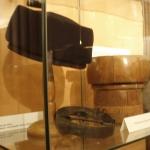 Horma de madera de piezas y medida