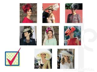 Sombreros de boda ok