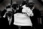 Givenchy Hat B, Frank Horvat, 1958