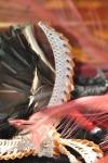 detalle-cojin-lazos-y-plumas