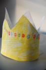 corona infantil