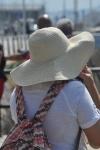 Sombrerista en el 1er Encuentro Consombrero, 3 de julio 2011