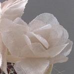 flor artesanal del taller