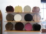 Coleccion de sombrereras de viaje