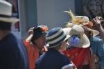Paseantes del Encuentro Consombrero 2011