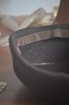 Detalle de la cinta de medida