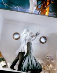 Escaparate Bergdorf Goodman, Nueva York, diciembre 2010