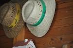 Sombreros de paja publicitarios