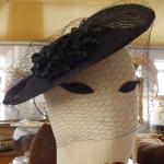 El sombrero restaurado