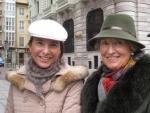 Visera de fieltro y sombrero de caza
