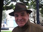 Sombrero de fieltro de caballero