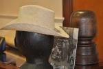 Detalles de la  sombrerería Albiñana, Oviedo