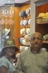 Visita a la sombrerería Albiñana en Oviedo