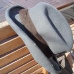 Sombrero de la Semana: Proceso de limpieza y planchado