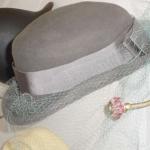 Sombrero de la Semana    :Tras la restauración, pasa a la galería de colecciones del taller.