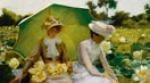 Charles Courney Curran Título:     Flores de loto, 1888