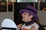 En la elección del sombrero, también influye la ropa.